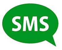 SMSは到達率が圧倒的に高い