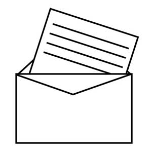 メールマガジンの図